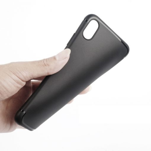 Coque mat noir iphone 5